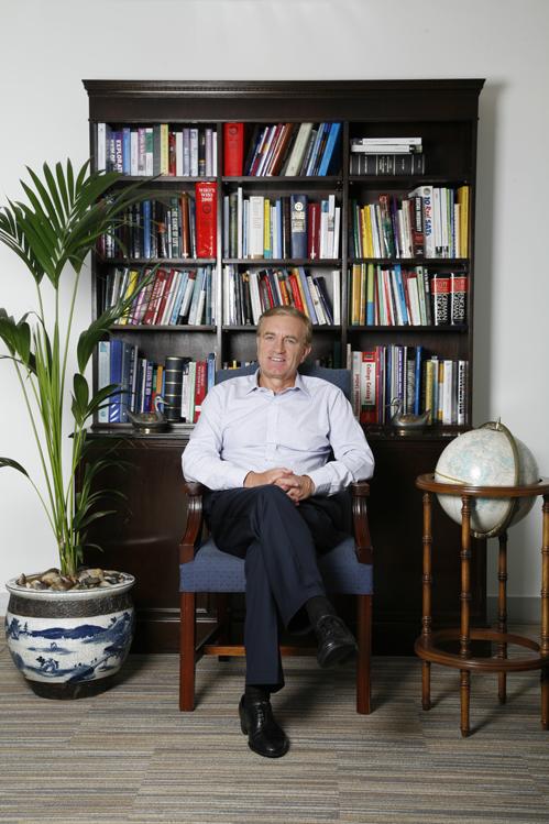 Sir Peter Lampl Study